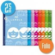 BLOC LAMELA BASICO Fº 80H. DR 2,5
