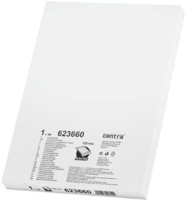 LAMINA PLASTIFICAR A-4 125 MICRAS CAJA 100U.
