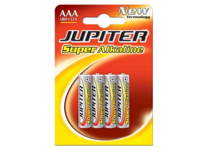 PILA JUPITER ALC. LR3 BLISTER 4U.